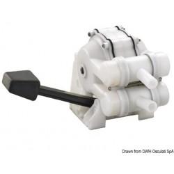 Pompe à pédale pour lavabo...