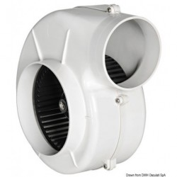 Aspirateur centrifuge pour...