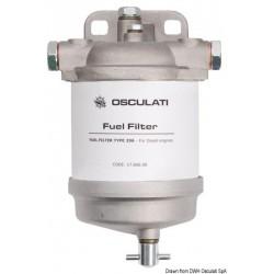 Filtre gasoil type CAV avec évacuation