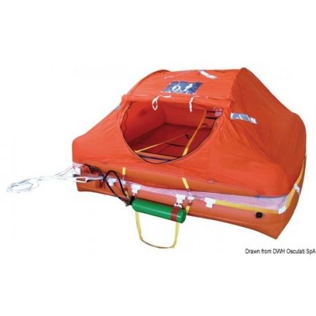 Radeau Oceanlife + GB - Approuvé en Italie avec GRAB BAG