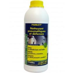 MATT CHEM - PARBATT - Nettoyant végétal pneumatique et défenses - 1L