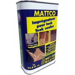 MATT CHEM - MATTCO AMBRE - Imprégnateur pour teck
