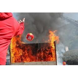ELIDE FIRE - Boule d'extinction automatique d'incendie