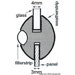 Profilé pour fenêtres
