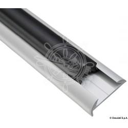 Profilés en aluminium anodisé