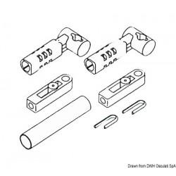 Kit pour adapter les câbles...