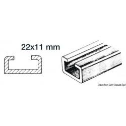 Rails en aluminium et...