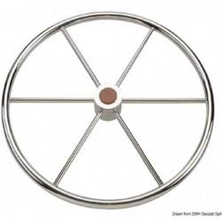 Barres à roue en inox poli...