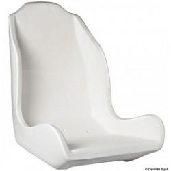 Coque anatomique pour sièges
