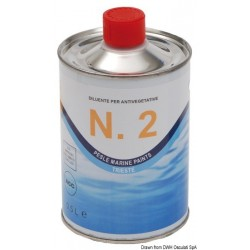 Diluant pour anti-fouling...