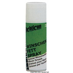 Graisse pour winch en spray...