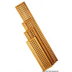 Caillebotis pour planchers ou passerelles ARC - épaisseur 22mm