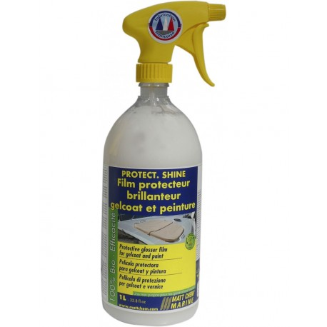 MATT CHEM - PROTECT SHINE - Protecteur gelcoat et peinture