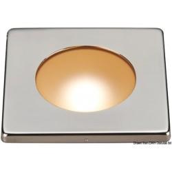 Plafonnier LED à encastrement réduit Propus