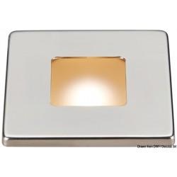Plafonnier LED à encastrement réduit Bos