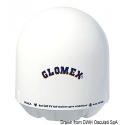 Antenne GLOMEX Saturn 4