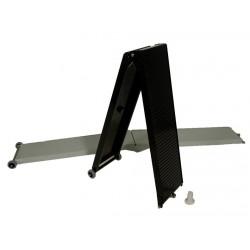 Passerelle légère en aluminium pliable