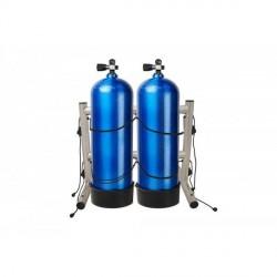 MATC - Rack pour bouteilles simple de plongée RB