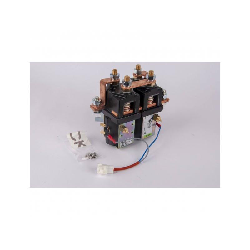 Boitier relais inverseur 350A-24V