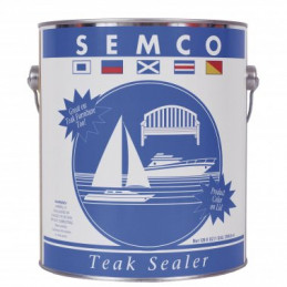SEMCO TEAK SEALER NATURAL 1 GALLON
