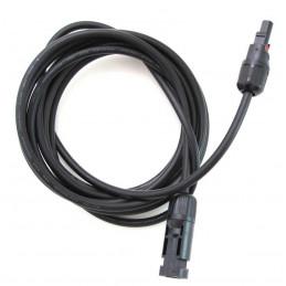 Câble panneau solaire MC4-M/F conn. (PV-ST01)