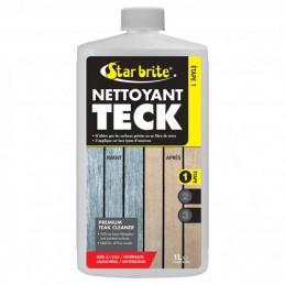 NETTOYANT TECK ETAPE 1 1L