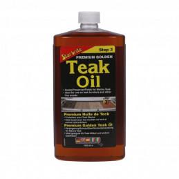 GOLDEN TEAK OIL 1L