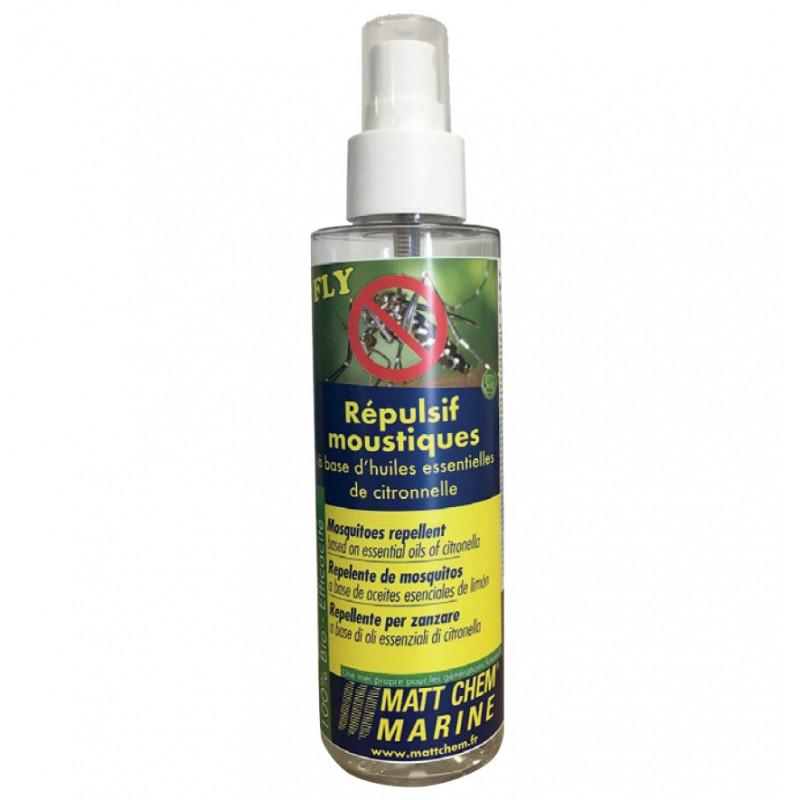 MATT CHEM - FLY Répulsif moustiques