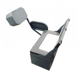 Siège console en aluminium pour annexe - 3D TENDER