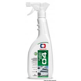 Cleancoat - détergent polissant pour surfaces en gelcoat