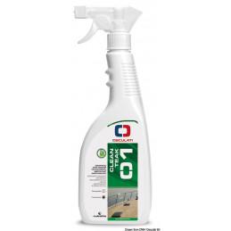 Cleanteak - détergent dégraissant pour surfaces en teck - 750ml