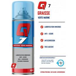Graisse verte marine Q7 - Spray
