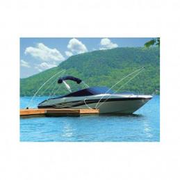 Boatguard Mooring Whips 2.4m (La paire)