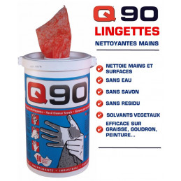 Lingettes nettoyantes Q9.0