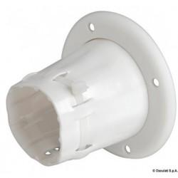 Passe-câbles ouvert en PVC