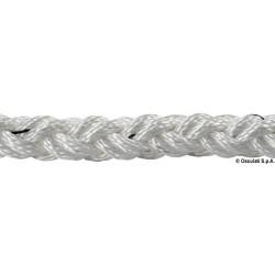 Tresse en polyester Square Line haute résistance à 8 fuseaux