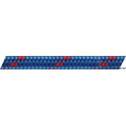 Double tresse à faible étirement en polyester haute résistance