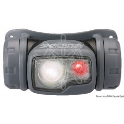 Lampe-torche LED frontale Extreme