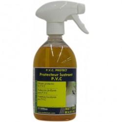 MATT CHEM - PVC PROTECT - Lustrant prêt à l'emploi sans silicone et sans abrasif