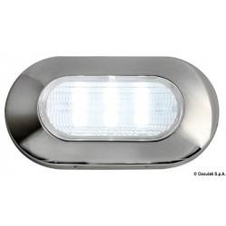 Lumières de courtoisie à LED sans encastrement