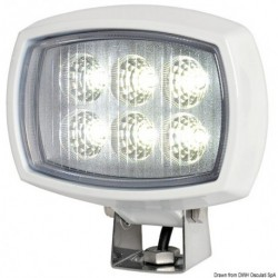 Spot LED HD 6x3W roll-bar orientable