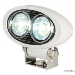 Spot LED HD 2x5W roll-bar orientable