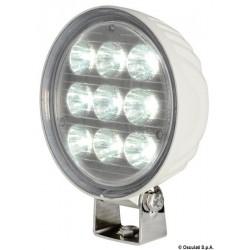 Spot LED HD 9x3W roll-bar orientable