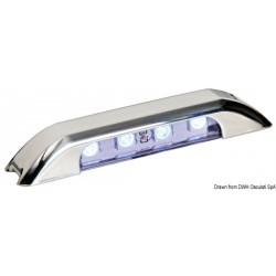 Lumière de courtoisie LED sans encastrement