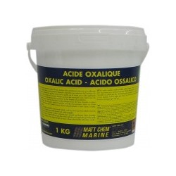 MATT CHEM - ACIDE OXALIQUE...