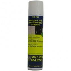 MATT CHEM - TECK NET - Nettoyant teck avec absorbeur incorporé