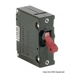 Interrupteurs AIRPAX / SENSATA à levier magnéto/hydrauliques à fusible automatique rechargeable