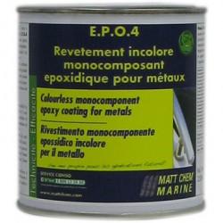 MATT CHEM - E.P.O.4. - Revêtement monocomposant epoxidique incolore