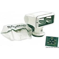 Projecteur pivotant SANSHIN à commande électrique