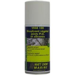 MATT CHEM - VEGE 100 - Dissolvant végétal joints P.U. et silicone